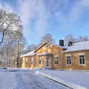 Kokoustilat Hämeenlinna, Katajistonranta kartano
