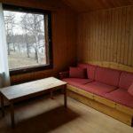 Katajistonranta retkeilymökit vuodesohva Aulanko Hämeenlinna