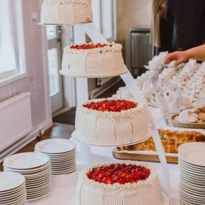 Katajistonranta kartano hääpaikka kakkubuffet