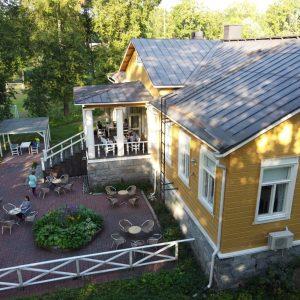 Kokoustilat Hämeenlinna, Katajistonranta