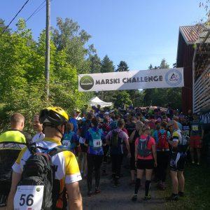 Katajistonranta tapahtumapaikka Marski challenge tapahtuma lato