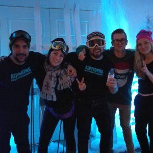 Katajistonranta After ski tapahtuma kartanolla