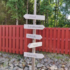 Latojuhlat Katajistonrannassa Hämeenlinnassa